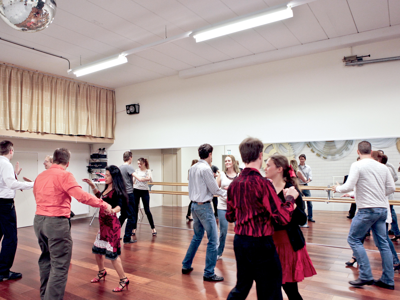 Dansles stijldansen