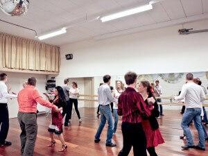 Dansles voor groepen
